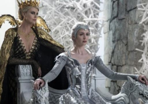 فيلم The Huntsman Winters War مترجم HD 2016
