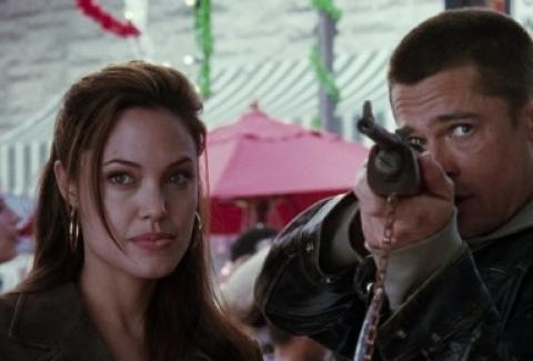 فيلم Mr and Mrs Smith 2005 مترجم HD