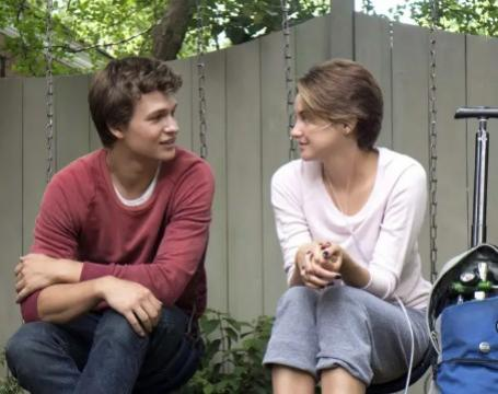 فيلم The Fault in Our Stars 2014 مترجم كامل HD