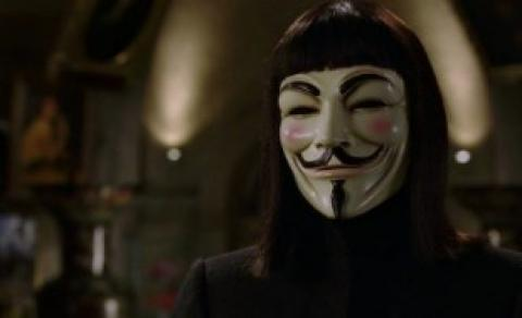 فيلم V for Vendetta مترجم كامل HD 2005