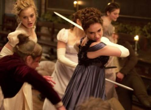 فيلم Pride and Prejudice and Zombies مترجم HD 2016