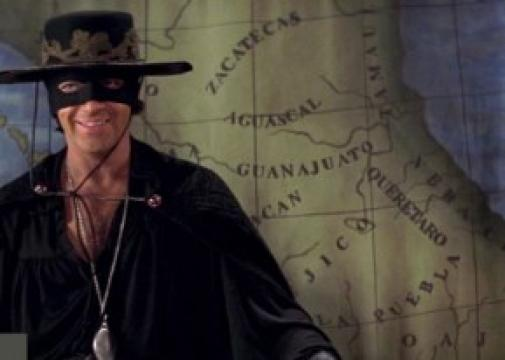 فيلم The Mask of Zorro مترجم HD قناع زورو 1998