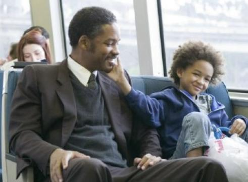 فيلم The Pursuit of Happyness مترجم HD 2006